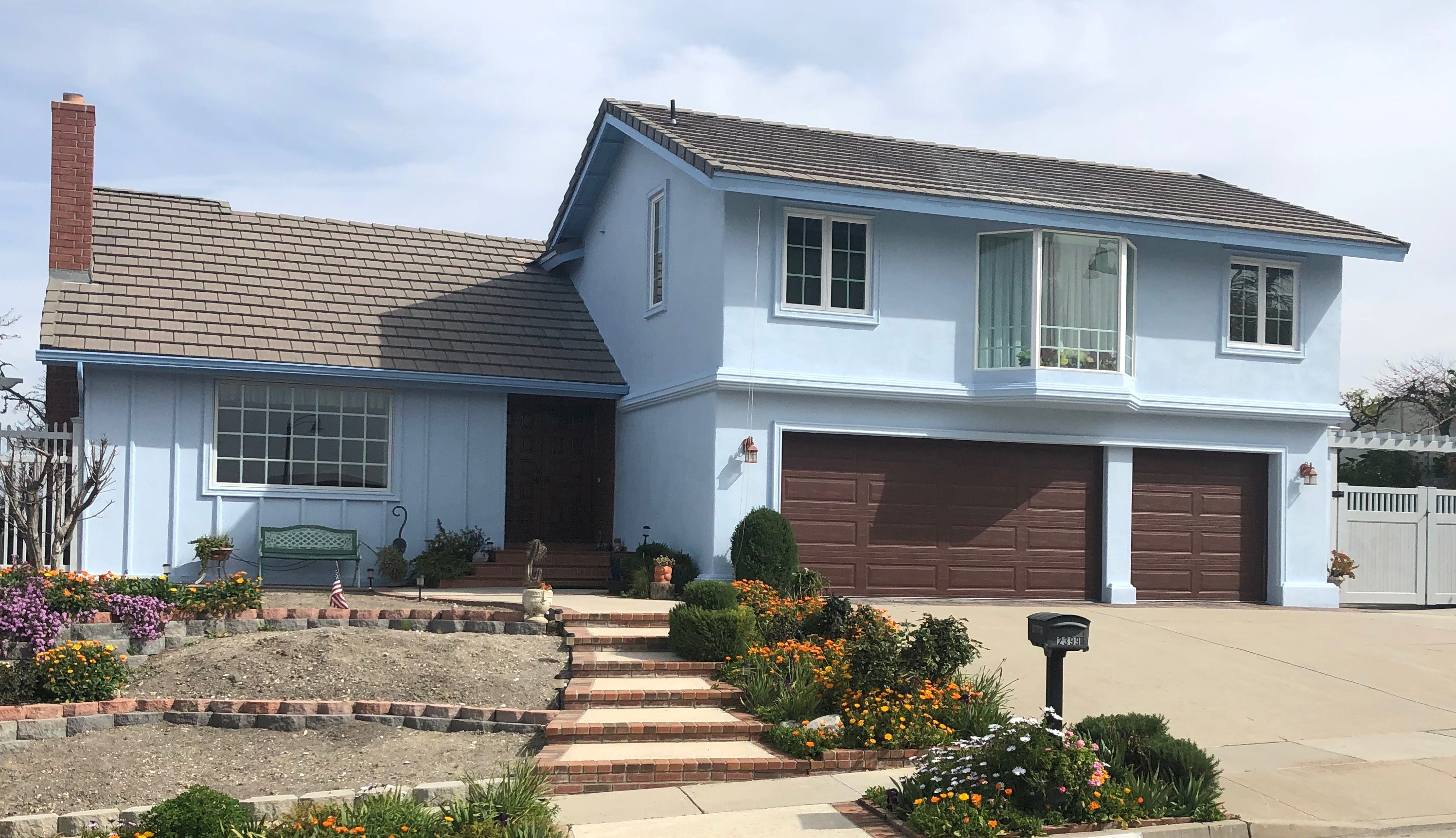 Exterior House Painting - Thousand Oaks, CA