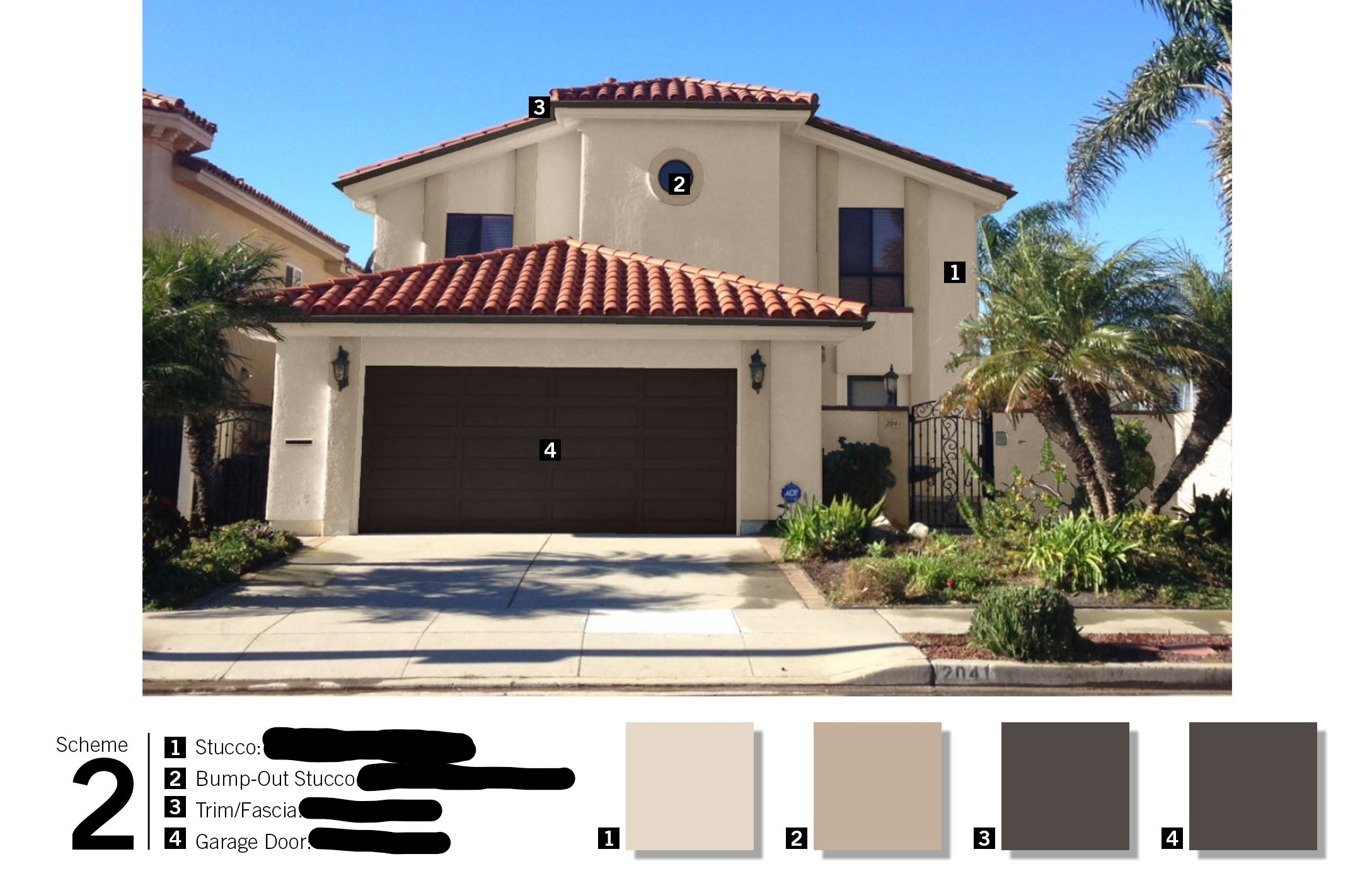 Exterior Home Painting Ventura County CA